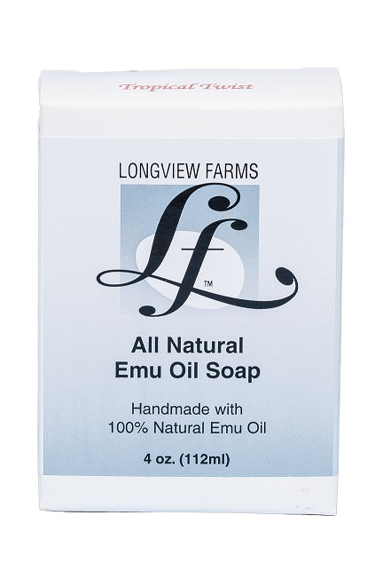 Emu Oil Soap all natural