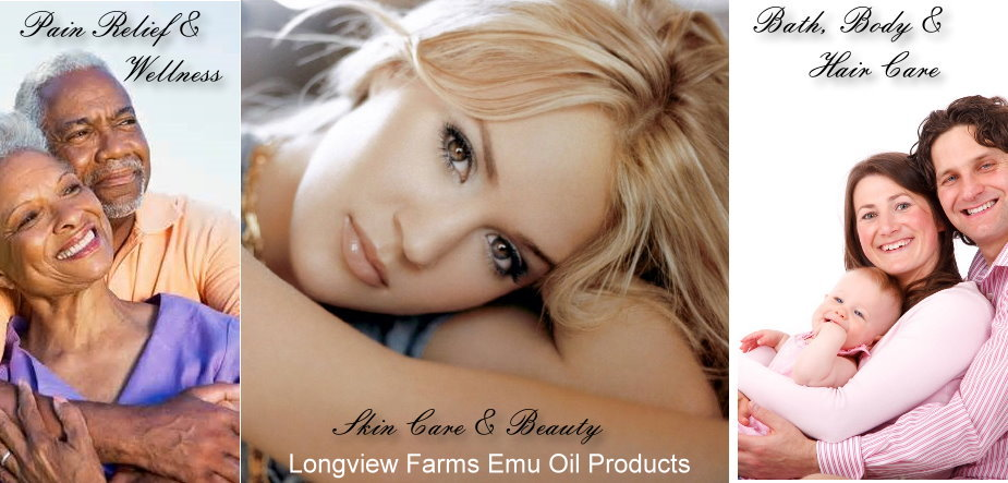 Pure Emu oil & products