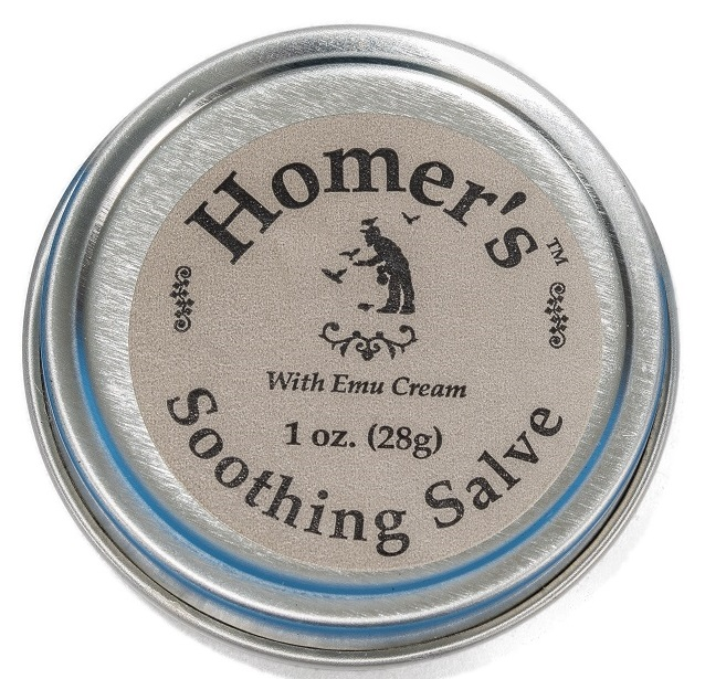 Emu oil soothing salve