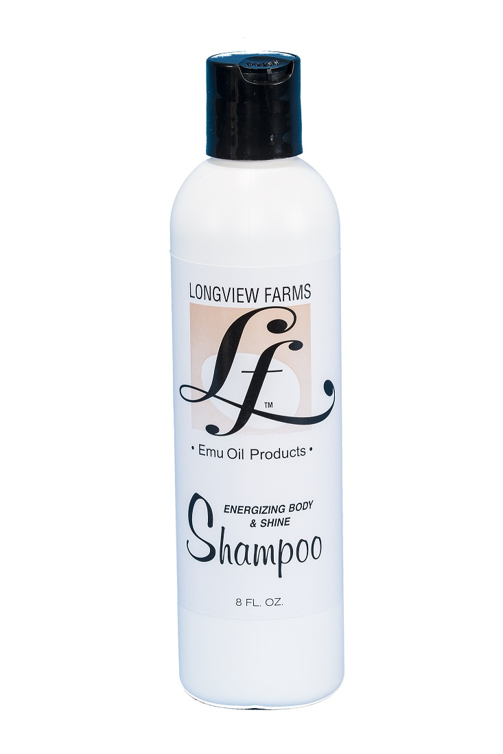 Hair shampoo with Emu oil