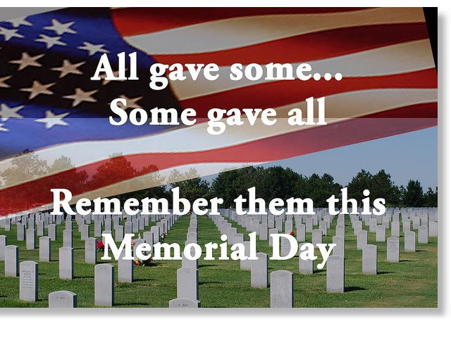 Memorial Day Remember
