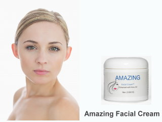 Facial Cream with Emu Oil